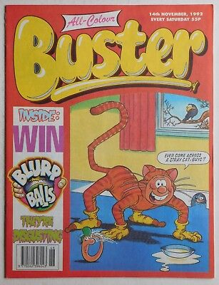 BUSTER COMIC - 14th November 1992