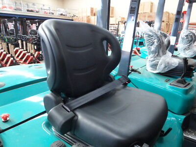 Forklift Seat Universal Heavy Duty with seat belt, Great Value !!