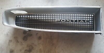 1966 Pontiac Tempest Lemans Custom Left Grill Grille original GM