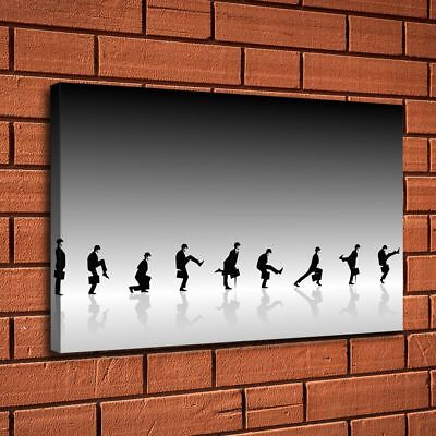 Monty Python Fun Walk Painting HD Print Canvas Home Decor Room Wall Art Picture