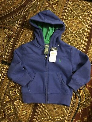 Toddler Sz 2t Ralph Lauren Polo Jacket!