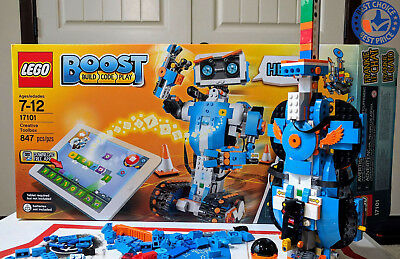 Brand NEW LEGO Boost Creative Toolbox 17101 - Sealed - Free SHIPPING