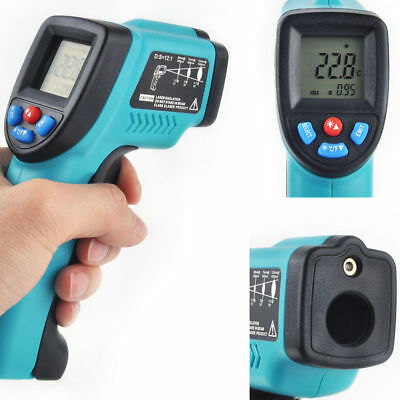 Digital Infrared Temperature Temp Gun Thermometer Non-Contact IR Laser Point