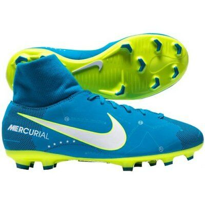 86e45ccb3 Nike Jr Mercurial Victory 6 DF Firm Ground Cleats 921486-400 soccer shoes   75