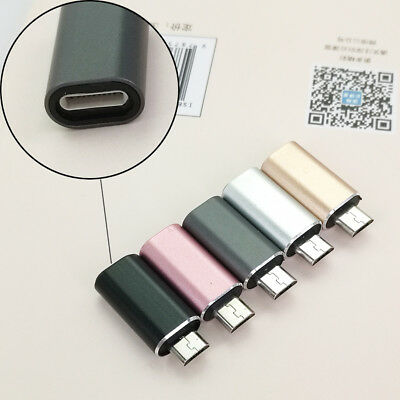 Lightning to Micro USB Adapter 8 Pin dock Female to Micro Male Date &Charging