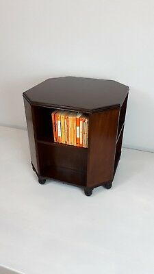 Heal & Son book table c1920 Arts & Crafts