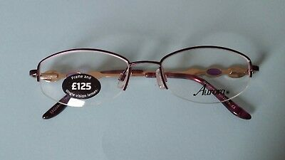 df4fa0313ad6 AURORA DESIGNER glasses frames (01) - New - £29.95