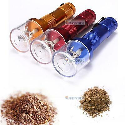 Electric Aluminum Metal Grinder Crusher Crank Tobacco Smoke Spice Herb Muller QB