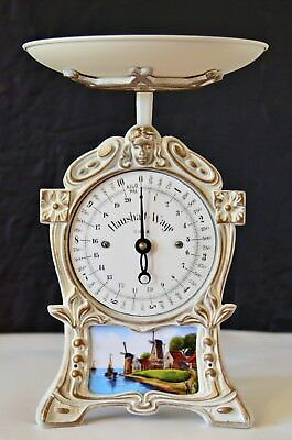 Old Style, Vintage, Antique, Shabby Chic, German Kitchen Scale - FAIRY TALE