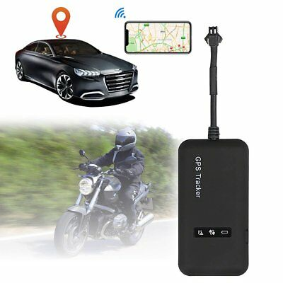 Realtime Car Truck Vehicle GSM/GPRS/GPS Tracker Personal Locator Track Device DE
