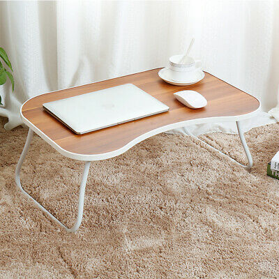 Lap Desk Portable  Laptop Table Folding Standing Bed Desk Computer Laptop Stand