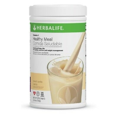 Herbal Formula 1 Nutritional Shake Mix - 500 g (French Vanilla Flavour)