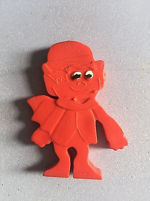 Lucky Charms Vintage Lucky The Leprechaun Red Toy