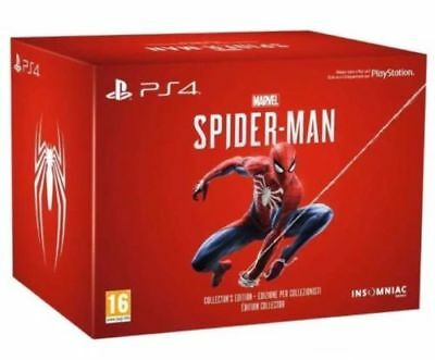 Marvel's Spider-Man Edition Collector Ps4 Precommande