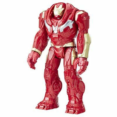 AVENGERS Marvel Infinity War Titan Hero Series Hulk Buster with Power FX Port Fi