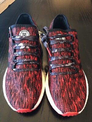 3262a3419224a New! Adidas PUREBOOST Running Shoes CNY Chinese New Year Dog Mens 11 CP 9327