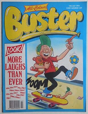 BUSTER COMIC - 10th July 1993