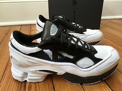 03549027dd9 Adidas Raf Simons RS Replicant Ozweego BB7988 men s black white shoes  sneakers
