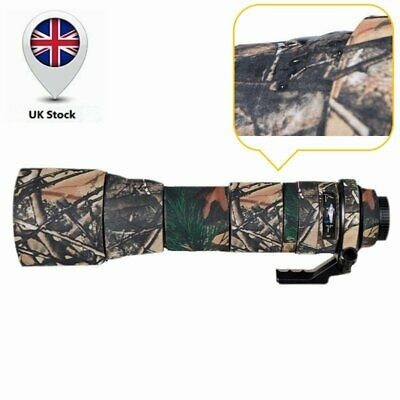 Harvest premium Tamron 150 600mm G2 Neoprene Lens Protection Camouflage Cover