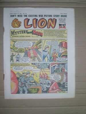 Lion issue 245 dated October 27 1956