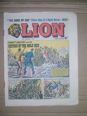 Lion issue dated February 6 1965