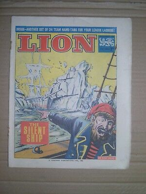 Lion issue dated November 6 1965