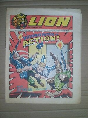 Lion issue dated December 14 1968