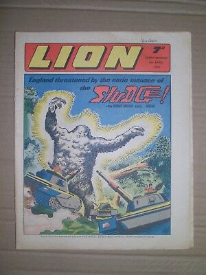 Lion issue dated April 4 1970
