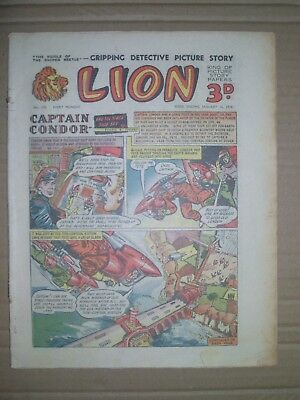 Lion issue 100 dated January 16 1954