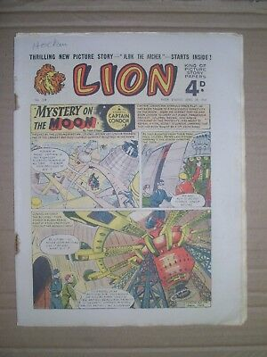 Lion issue 219 dated April 28 1956