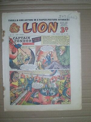 Lion issue 112 dated April 10 1954