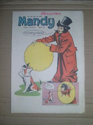 Mandy issue 60 dated March 9 1968