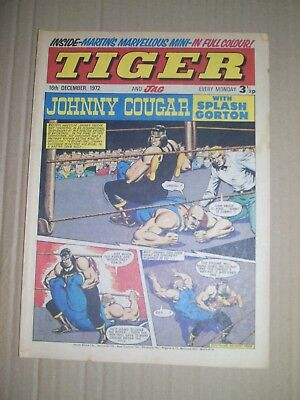 Tiger issue dated December 16 1972