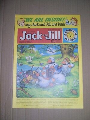 Jack and Jill issue dated April 7 1979