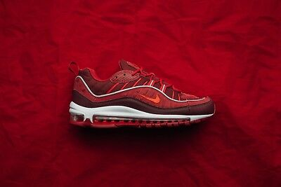 NIKE AIR MAX 98 SE size 11.5. Team Gym Red. Triple Red. AO9380-600 ... 6dd72c640