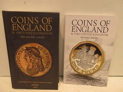 2018 Spink Coins Of England & The United Kingdom Catalogue Of British Coins