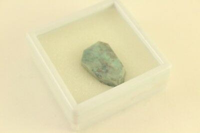 Free Loose Rough Cut Raw Gemstone Great for Jewelry Making Chrysocolla 15cts