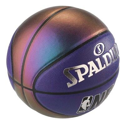 NEW Spalding NBA Pearl Basketball Size 07, Multi from Rebel Sport
