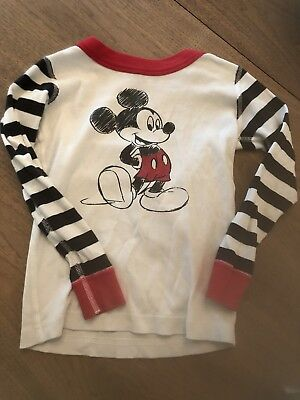 Hanna Andersson  Pajama Mickey Mouse 4 100