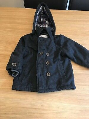 Baby boys Mothercare Coat 24/36 months