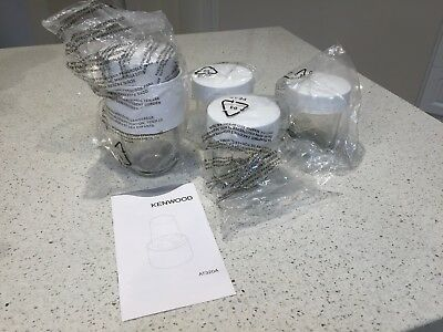 Kenwood AT320A Compact Chopper/Grinder Attachment for Kenwood Mixer