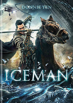 Iceman (DVD, 2014) Donnie Yen - SHIPS IN 1 BUSINESS DAY W/TRACKING