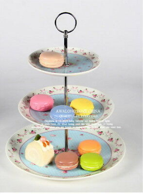 Royal English Triple 3 Tiered Cake Stand /AU STOCK/ Fast postage