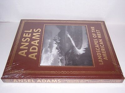 Easton Press ANSEL ADAMS Landscapes of the American West