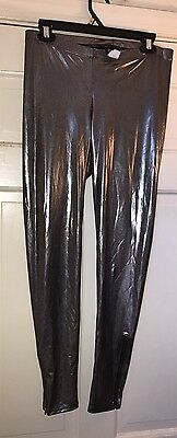 Fredericks Of Hollywood Spandex Pants Size Medium Vintage Frederick's shimmer