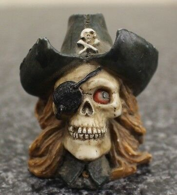 Pirate Skull Head by Summit Collection of Arcadia 1998