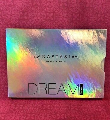 Anastasia Dream Glow Kit Highlight Palette New In Box Authentic