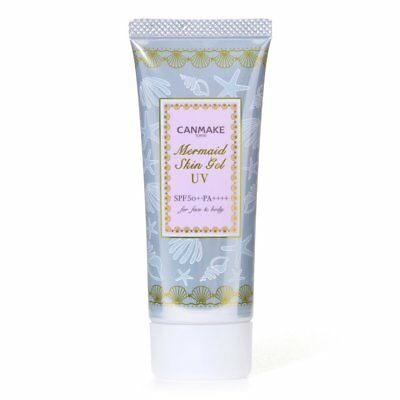 CANMAKE Tokyo Mermaid Skin Gel UV Sunscreen SPF50+ PA++++ 40g Ship from JAPAN