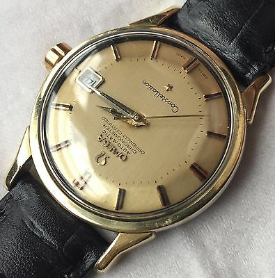 10c9abf0529 Omega Constellation mens wristwatch steel   gold case 34 mm. in diameter