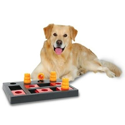 TRIXIE Pet Products Chess Dog Treat Trainer Pet Toy stimulation Activity
